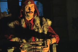 """Sympathy for the Devil, 1988, video, 5' 40"""", režija: Peter Vezjak"""