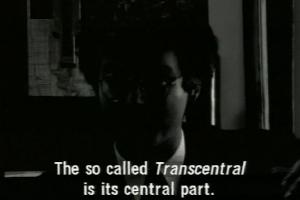 "MARINA GRŽINIĆ, AINA ŠMID, Transcentrala (Neue Slowenische Kunst State in Time), 1993, video, Betacam SP PAL, 20'5"", produkcija RV Slovenija / Umetniški program"
