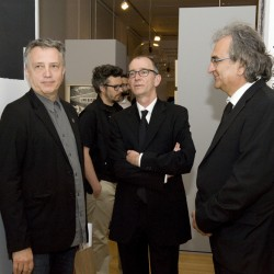 NSK - From Kapital to Capital | Neue Slowenische Kunst Exhibition - Opening of the exhibition