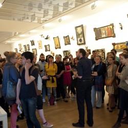 NSK - From Kapital to Capital | Neue Slowenische Kunst Exhibition - Eda Čufer, Alexei Monroe, Anthony Gardner