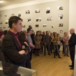 NSK - From Kapital to Capital | Neue Slowenische Kunst Exhibition - Dragan Živadinov