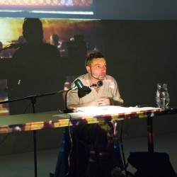 "NSK - From Kapital to Capital | Neue Slowenische Kunst Exhibition - Bojan Andjelković: ""The Theatre/NSK as State and Theatre/NSK as a War Machine – the  Nomadic Anarchocosmic Theatre of Dragan Živadinov"""